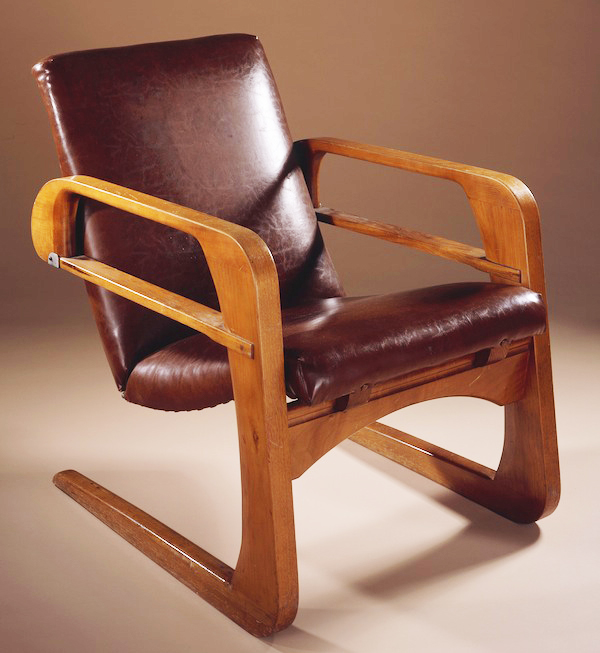 Kem Weber S Airline Chair