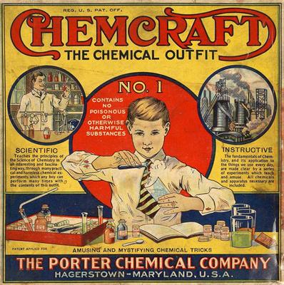 Cyanide Uranium And Ammonium Nitrate When Kids Really