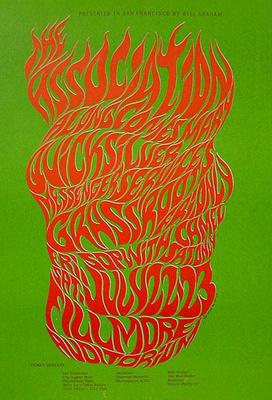 Psychedelic Poster Pioneer Wes Wilson on The Beatles, Doors