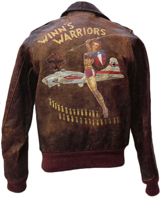 WWII War Paint: How Bomber-Jacket Art Emboldened Our Boys