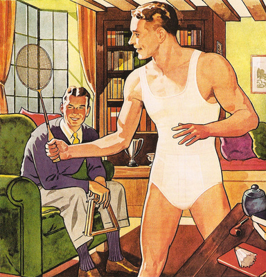 f38549d4b612 Jockeying for Position: How Boxers and Briefs Got Into Men's Pants |  Collectors Weekly