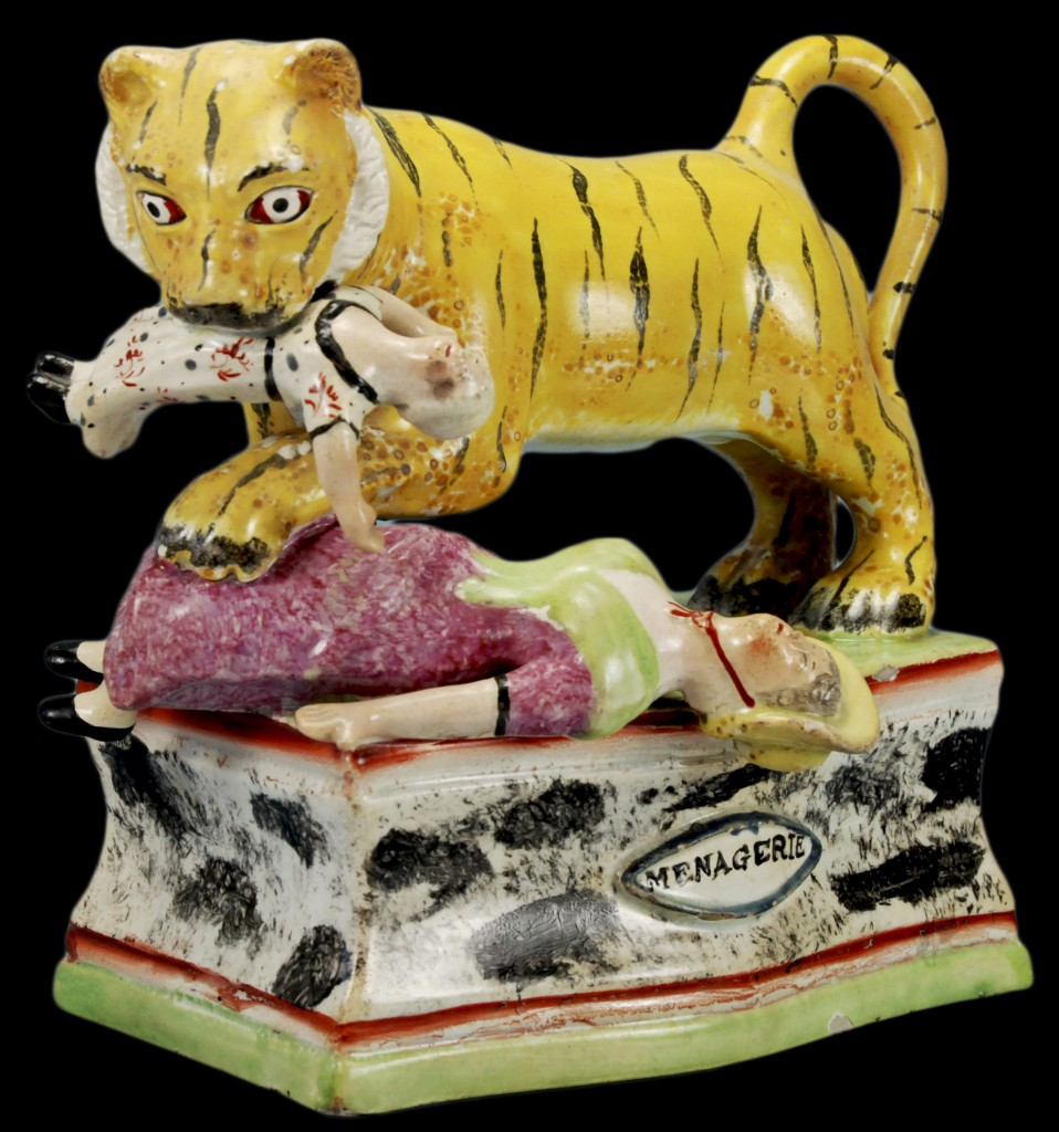 Murder and Mayhem in Miniature: The Lurid Side of Staffordshire