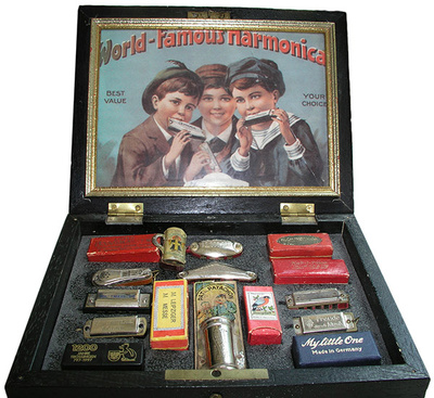 How a Gang of Harmonica Geeks Saved the Soul of the Blues Harp ...