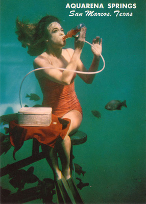 The Real Mermaids of San Marcos, Texas