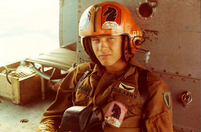 Guts And Gumption Vietnam Helicopter Pilots Wore Their