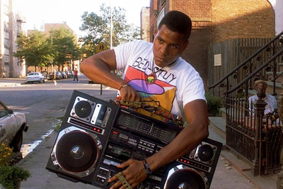 How Boomboxes Got Badass (2013)