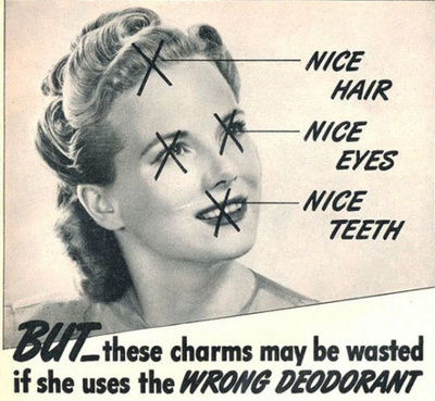 Selling Shame: 40 Outrageous Vintage Ads Any Woman Would ...
