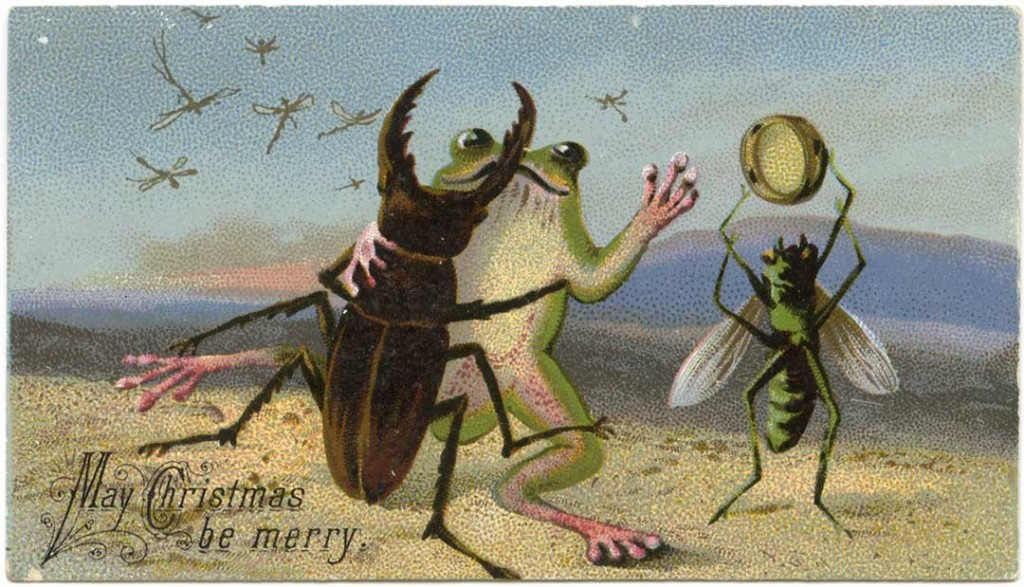Weird Christmas Cards