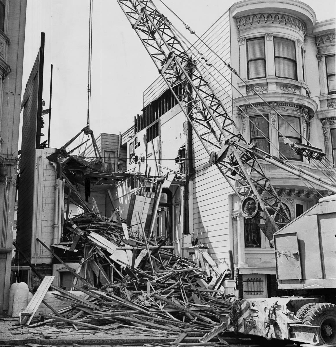 Demolishing the California Dream: How San Francisco Planned Its Own